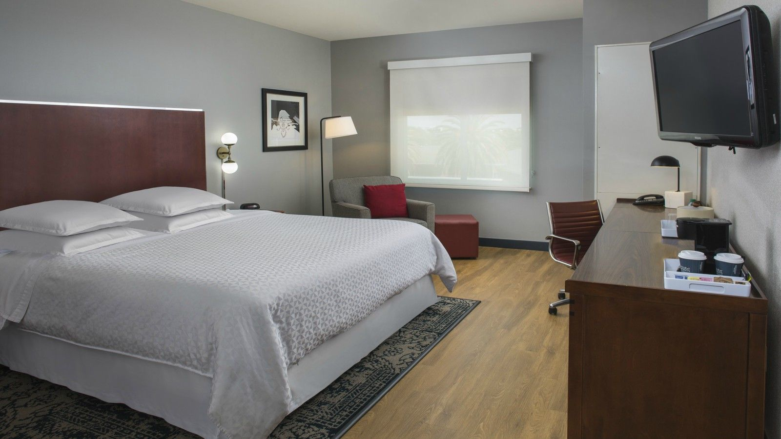 Houston Accommodations - King Room